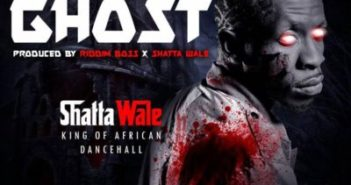 "shatta wale ghost 351x185 - #GHMusic: Shatta Wale – ""Ghost"" (Prod. By Da Maker & Riddim Boss)"