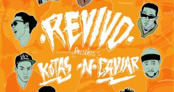 REVIVO FRONT COVERART 351x185 - SouthAfrica: Music: Revivolution – Kotas N' Caviar(EP)  @Revivolution365