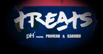 Capture 21 - #SouthAfrica: Video: Treats - pH ft Proverb & Kabomo @pH_rawX  @Kabomo @ProVerbMusic