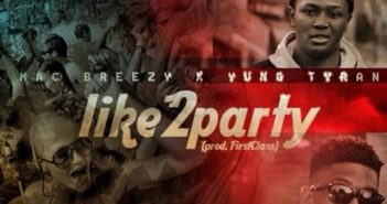 PyBT4 se 351x185 - #SouthAfrica: Music: Dj Mac Breezy Ft Yung Tyran – Like To Party @Mac_breezySA