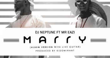 art2 768x768 351x185 - BTS Photos: DJ Neptune – Marry ft Mr. Eazi