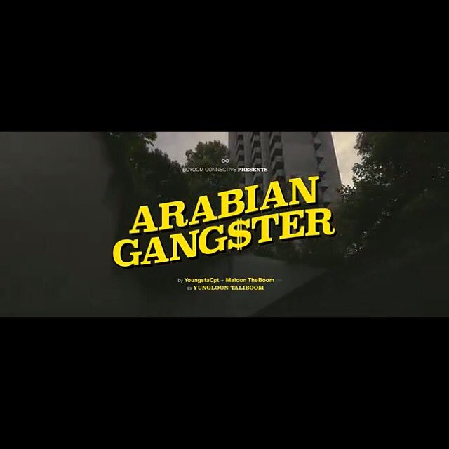 C4xecyUWcAEb43h - #SouthAfrica: Video: Youngsta x Maloon TheBoom – Arabian Gangster @YoungstaCpt
