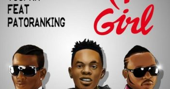 Toofan Ma Girl Art 351x185 - #Togo: Music: Toofan – Ma Girl Ft. Patoranking