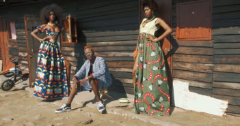 Big Tyger African Woman 351x185 - #Congo: Video: Big Tyger - African Woman (Dir By Big Kloz)
