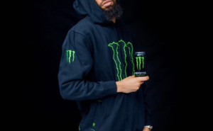 Phyno 300x300 1 300x185 - Phyno Pens Endorsement Deal With Monster Energy Drink