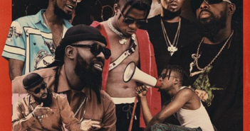 KOM KOM 351x185 - Timaya and his sons - Patoranking and King Perryy to release new single this Saturday