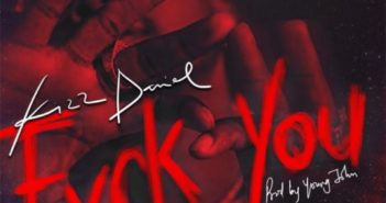 Kizz Daniel – Fuck You 700x700 351x185 - #Nigeria: Music: M.I Abaga - Fvck You Cover