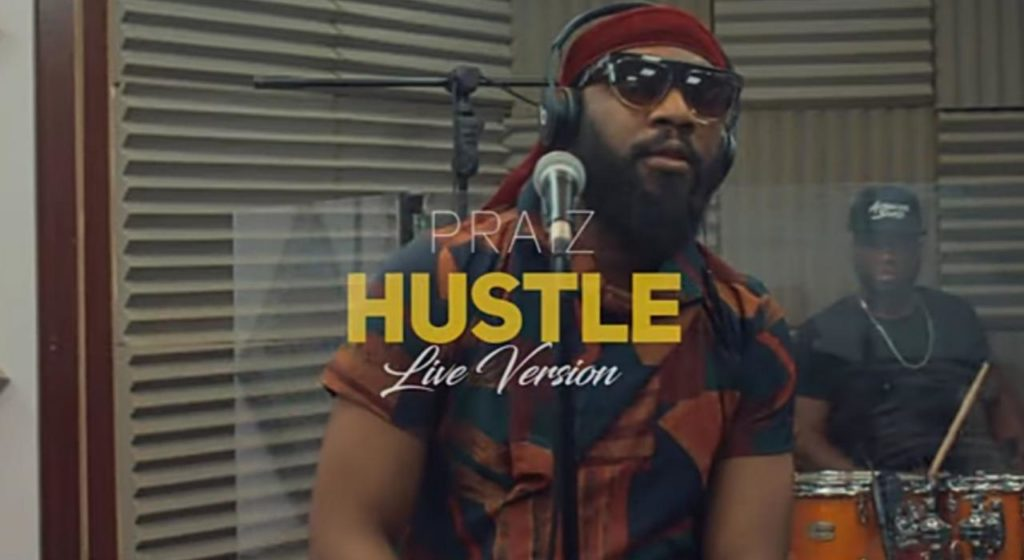 praiz ft alternate sound – hustle live version 1024x560 - #Nigeria: Video: Praiz – Hustle ft. Alternate Sound (Live Version)