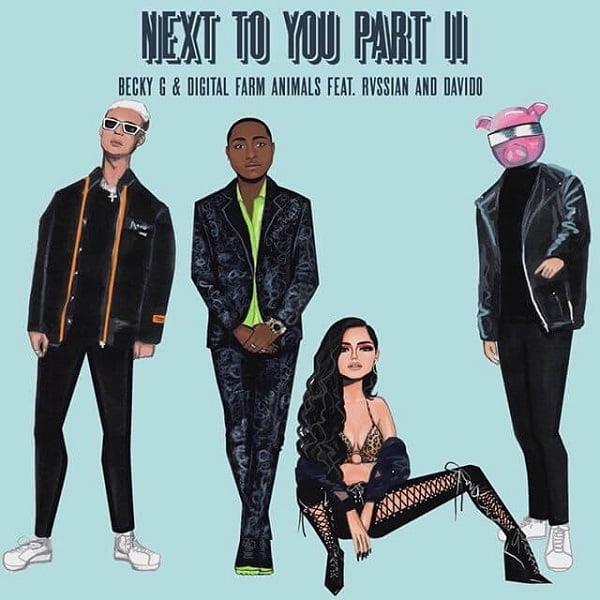 Becky G 1 - #Intl: Video: Becky G x Digital Farm Animals – Next To You Part II ft Rvssian x Davido