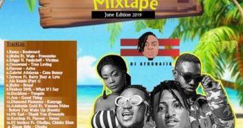junevibes copy 351x185 - #Nigeria: Mixtape: Dj AfroNaija - Latest Vibes Mix ( June Edition 2019 )