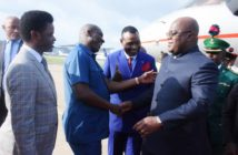 E512FA6C D38E 4650 8195 786DF04B8A9C 214x140 - President Of Congo DRC Received By The Honorary Counsel Of The Country To Nigeria, HE Prince Don Okonkwo