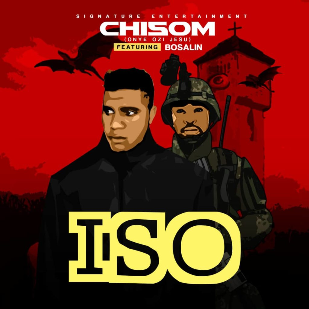 IMG 20181112 WA0000 1024x1024 - #Nigeria: Music: Chisom - ISO Ft BosaLin