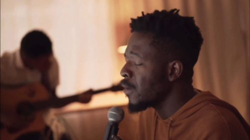 Johnny Drille 768x432 1 - #Nigeria: Music: Johnny Drille – Grace (Cover)