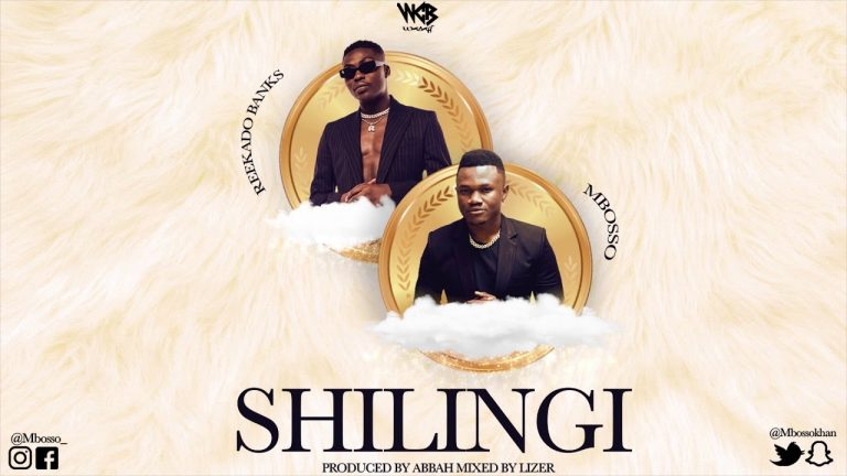 Mbosso ft Reekado Banks 768x432 - #Nigeria Music: Mbosso ft. Reekado Banks – Shilingi