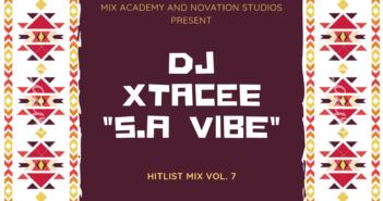unnamed 351x185 - #Nigeria: Music: DJ Xtacee - S.A Vibe Mix