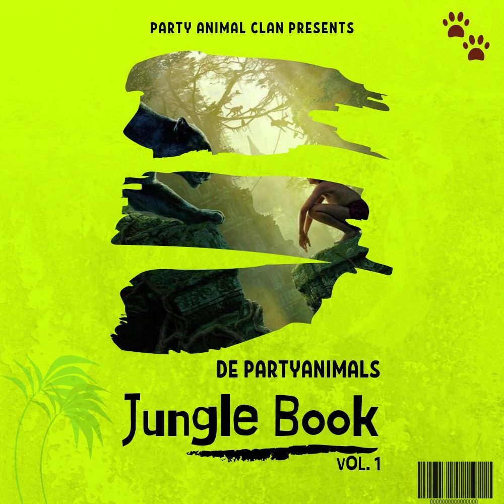 1 - #Nigeria: Music: Jungle Book - De PartyAnimals