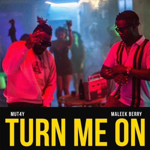 Mut4y ft Maleek Berry Turn Me On mp3 image - #Nigeria: Video: Mut4y x Maleek Berry – Turn Me On