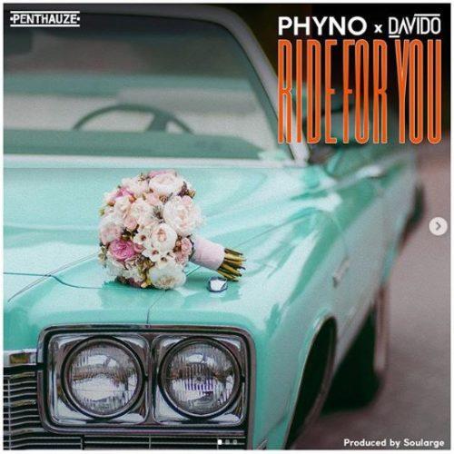 Ride For You Artwork - #Nigeria: Video: Phyno x Davido – Ride For You