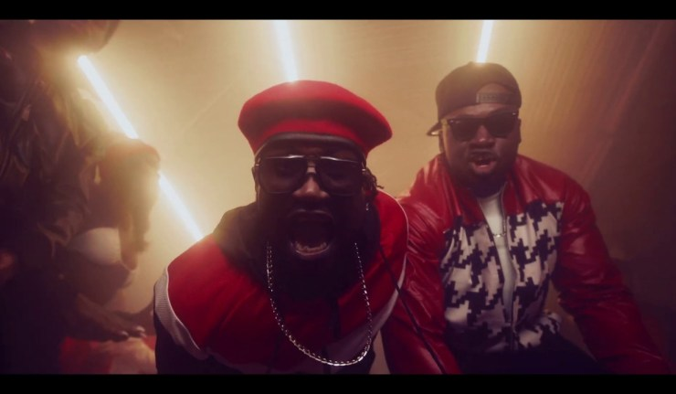 Tonight - #Nigeria: Video: Rudeboy x Khaligraph Jones – Tonight