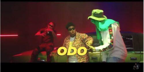 Odo cover - #Nigeria: Video: Sound Sultan – Odo ft. Olu Maintain x Teni x Mr Real