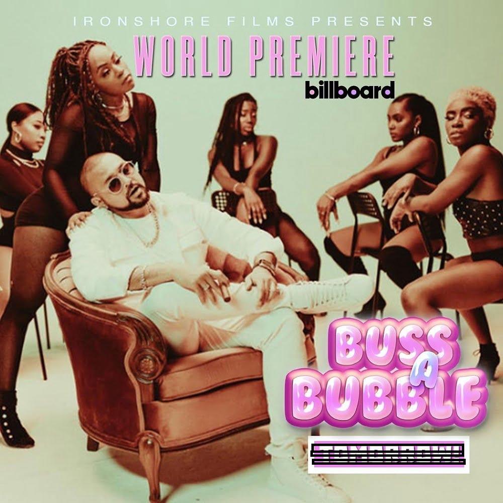 Sean Paul Buss A Bubble - #International: Music: Sean Paul – Buss A Bubble