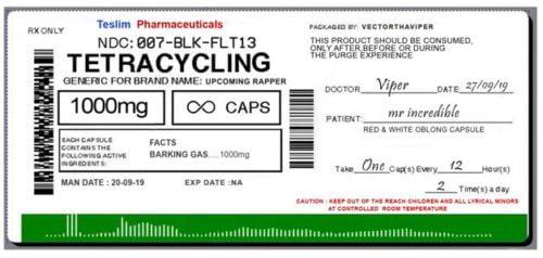 Vector Tetracycling Mr Incredible Diss mp3 image - #Nigeria: Music: Vector – Tetracycling (M.I Abaga Diss)