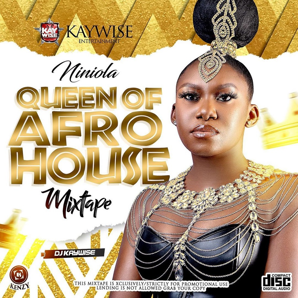 DJ Kaywise – Queen of Afro House Mixtape