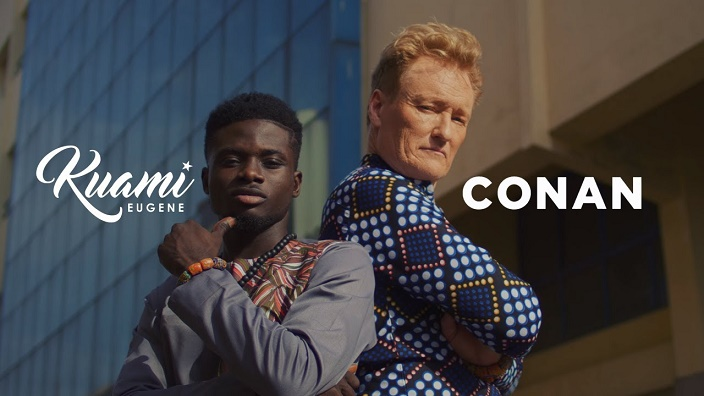 Kuami Eugene – For Love ft. Conan O'Brien
