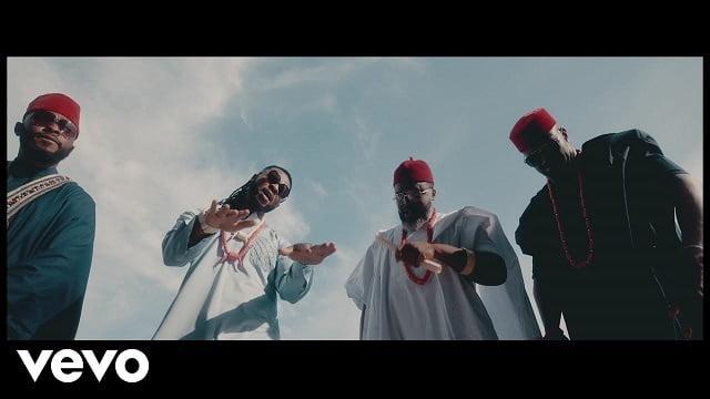 Larry Gaaga Tene Video - #Nigeria: Video: Larry Gaaga - Flavour
