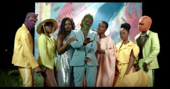 Stonebwoy – Take Me Away ft. KiDi, Kuami Eugene VIDEO MP4