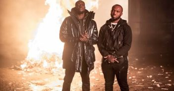 Stormzy – Audacity ft. Headie One VIDEO