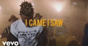 Kwesta – I Came I Saw ft. Rick Ross VIDEO