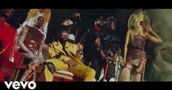 Davido Ft. Wurld, Naira Marley, Zlatan – Sweet In The Middle VIDEO