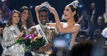 Miss South Africa, Zozibini Tunzi Wins Miss Universe 2019