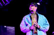 Chris Brown Shares First Image Of Newborn Son