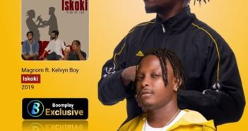 Magnom – Iskoki ft. Kelvyn Boy