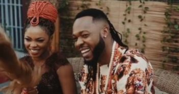 Mma Mma video art 351x185 - #Nigeria: Video: Chidinma x Flavour – MMA MMA (Dir By Clarence Peters)