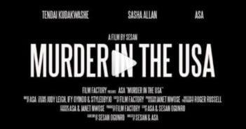 Murder In The USA video cover 351x185 - #Nigeria: Video: Asa – Murder In The USA (Dir By Sesan)