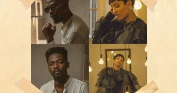 My Dear artwork 351x185 - #Nigeria: Video: Di'ja x Johnny Drille – My Dear (Dir By Lekan)
