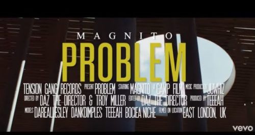 Problem cover - #Nigeria: Video: Magnito – Problem