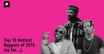 Top 10 Nigerian Rappers of 2019