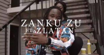 Zanku Zu cover 351x185 - #Nigeria: Video: Sinzu – Zanku Zu ft. Zlatan