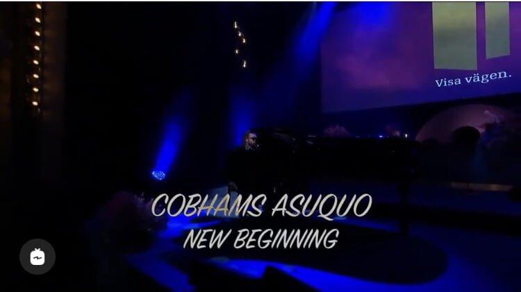 img 9048 - #Nigeria: Video: Cobhams Asuquo – New Beginning