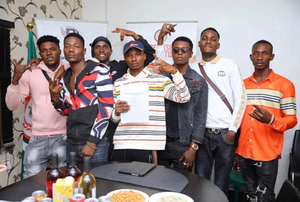 IMG 20200211 WA0023 - Erokam empire signs new music sensation MC Catty