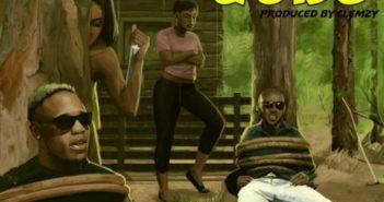 L.A.X Gobe artwork 351x185 - #Nigeria: Music: L.A.X – Gobe ft. 2Baba (Prod By Klemzy)