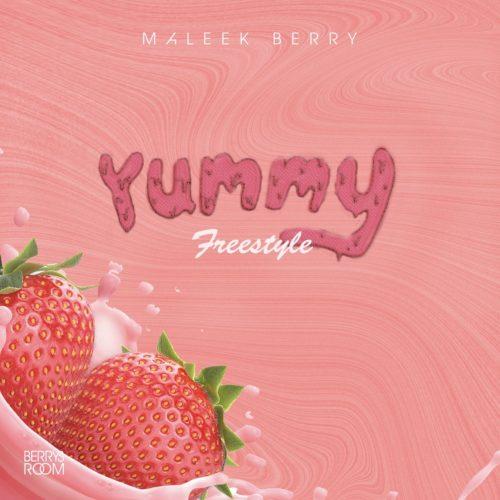 Maleek Berry Yummy Freestyle ART - #Nigeria: Music: Maleek Berry – Yummy Freestyle (Justin Cover)