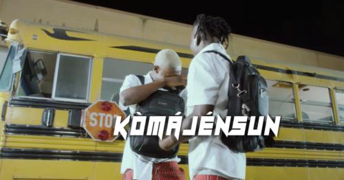 Screen Shot 2020 02 09 at 2.15.01 AM - #Nigeria: Video: MohBad – Koma Jensun ft. Naira Marley (Dir By NAYA)