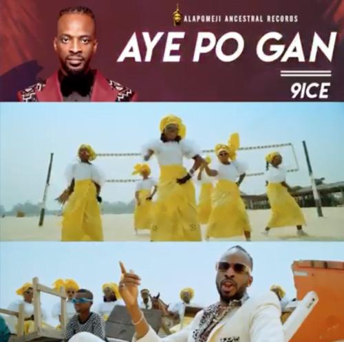 Screen Shot 2020 02 10 at 2.50.57 PM - #Nigeria: Video: 9ice – Ayepo Gan (Dir By TG Omori )