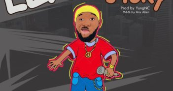 DizzyKris art 351x185 - #Nigeria: Music: DizzyKris - Leave Story (Prod By YungNC)