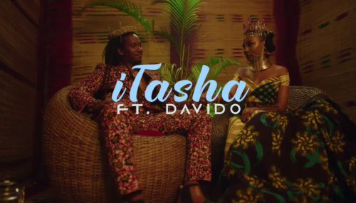 Sheri video cover - #Nigeria: Video: iTasha x Davido – Sheri (Dir By Dammy Twitch)